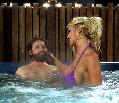 Victoria Silvstedt Hot Tub Out Cold 28