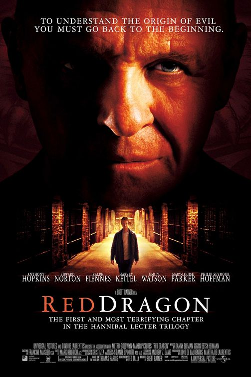 hannibal red dragon movie online
