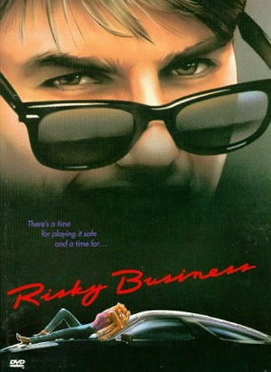 Risky Business Tom Cruise. Risky Business (1983)