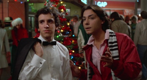 Fast Times at Ridgemont High 1982 Brian Backer Robert Romanus