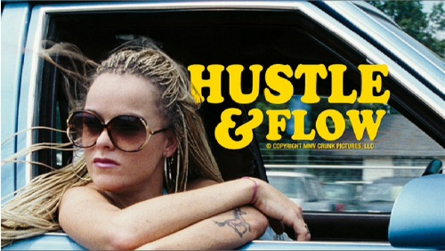 Hustle & Flow - intro title