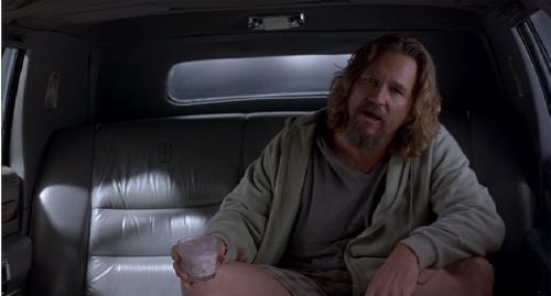 Big Lebowski 1998 Jeff Bridges