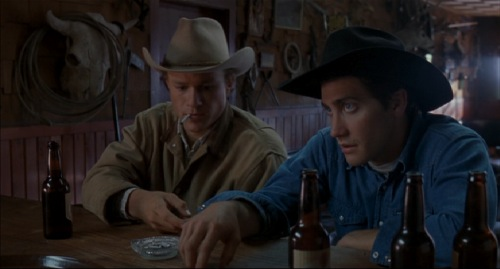 Brokeback Mountain, 2005, Heath Ledger, Jake Gyllenhaal