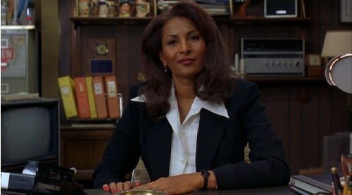Jackie Brown 1997 Pam Grier