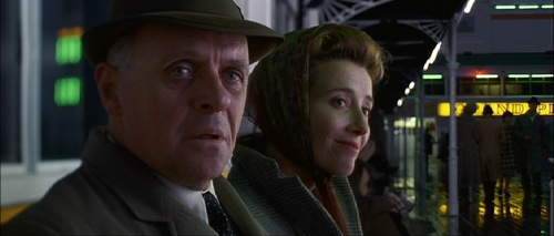 The Remains of the Day, 1993, Anthony Hopkins, Emma Thompson