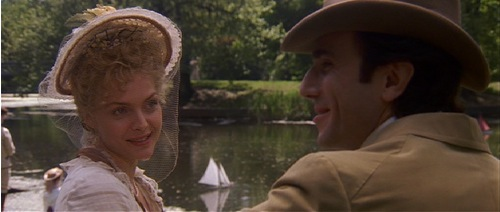 Age of Innocence, 1993, Michelle Pfeiffer, Daniel Day Lewis