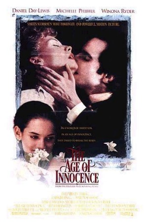 Age of Innocence 1993 poster