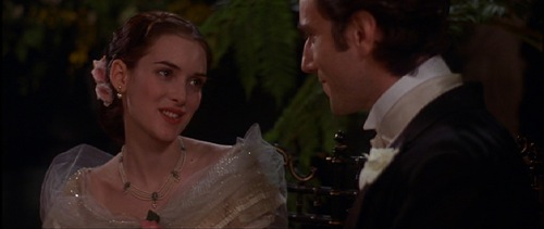 Age of Innocence, 1993, Winona Ryder, Daniel Day Lewis