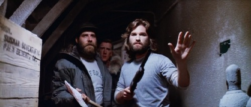 The Thing, 1982, Richard Masur, Donald Moffat, Kurt Russell