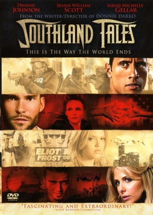 Southland Tales DVD cover