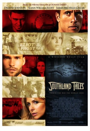 Southland Tales 2007 poster