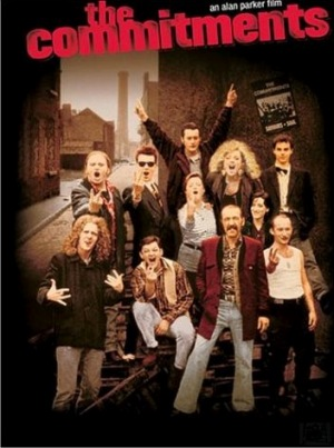 The Commitments DVD cover