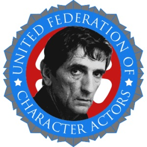 United Federation of Character Actors logo