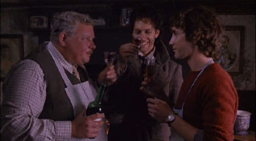Withnail and I 1987 Richard Griffiths Richard E. Grant Paul McGann