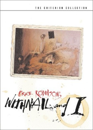 Withnail and I Criterion DVD cover