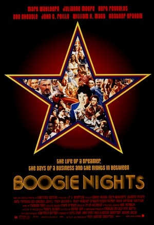 Boogie Nights 1997 poster