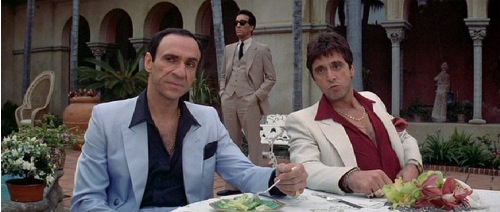 Scarface 1983 F. Murray Abraham Al Pacino