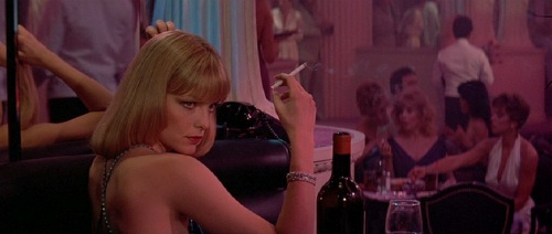 Scarface 1983 Michelle Pfeiffer