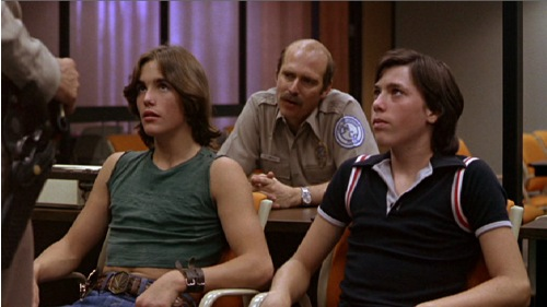 Over the Edge 1979 Matt Dillon Michael Kramer