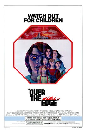 Over the Edge 1979 poster
