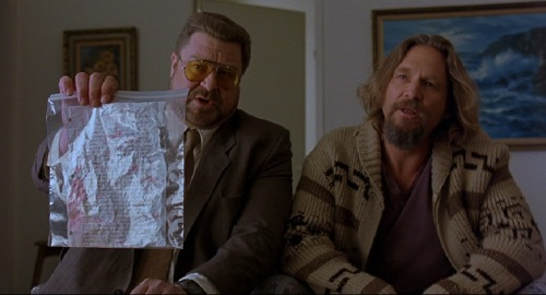 Big Lebowski 1998 John Goodman Jeff Bridges