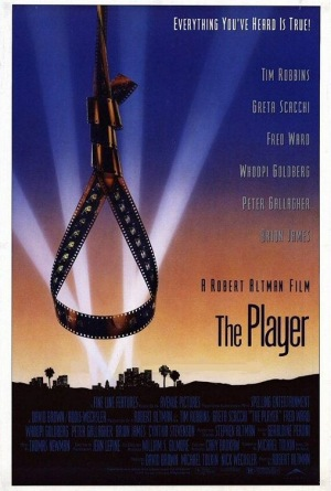 The Player 1992 U.S. poster
