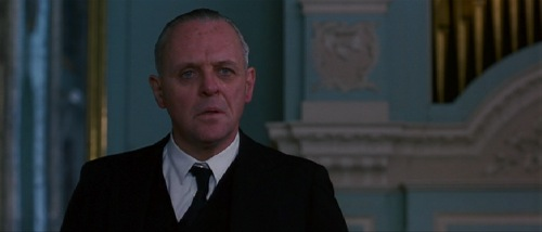 Remains of the Day, 1993, Anthony Hopkins