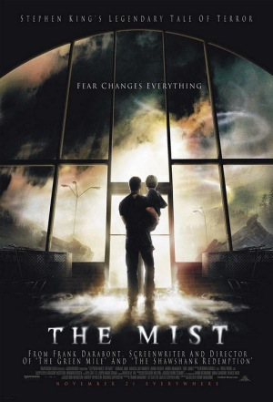 The Mist, 2007, poster