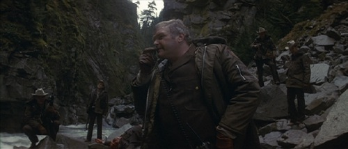 First Blood, 1982, Brian Dennehy