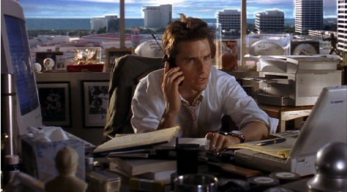 Jerry Maguire, 1996, Tom Cruise