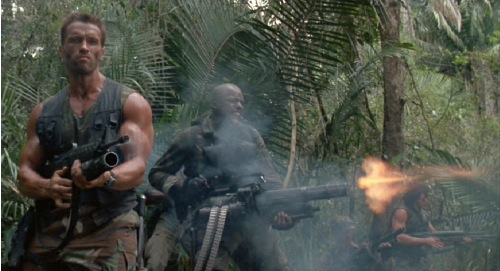 Taste Test: First Blood (1982) vs. Predator (1987)