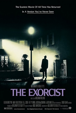 The Exorcist, 2003, poster