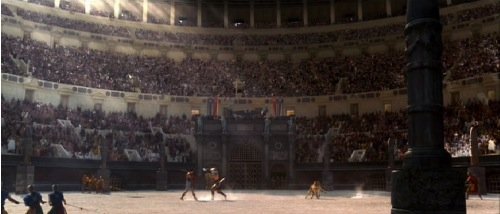 John Nelson and Mill Film supervised visual effects for <em>Gladiator</em>