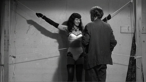 The Notorious Bettie Page, 2006, Gretchen Mol