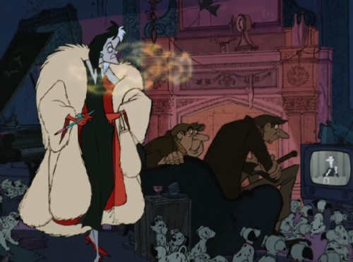 One Hundred and One Dalmatians, 1961