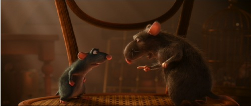 ... Test: One Hundred and One Dalmatians (1961) vs. Ratatouille (2007