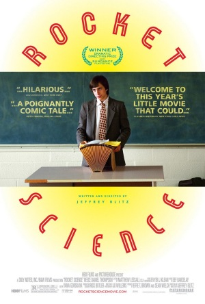 Rocket Science, 2007, poster