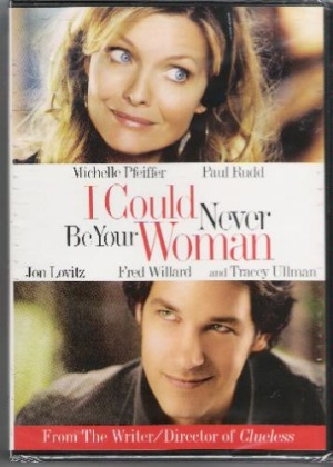 I Could Never Be Your Woman, 2007, DVD