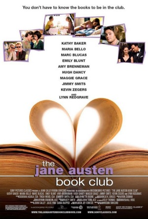 Jane Austen Book Club, 2007, poster