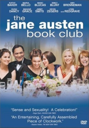Jane Austen Book Club, 2007, DVD