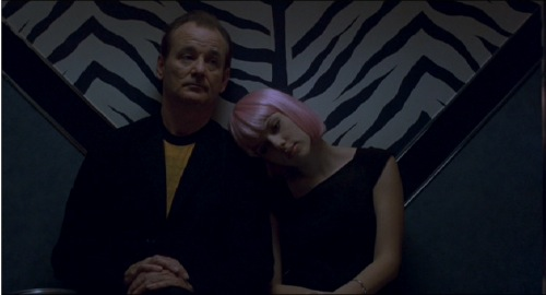 Lost In Translation, 2003, Bill Murray, Scarlett Johansson