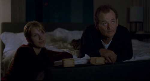 Lost In Translation, 2003, Scarlett Johansson, Bill Murray
