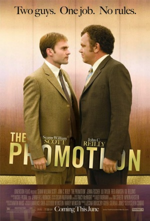 The Promotion, 2008, poster