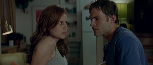 The Promotion, 2008, Jenna Fischer, Seann William Scott
