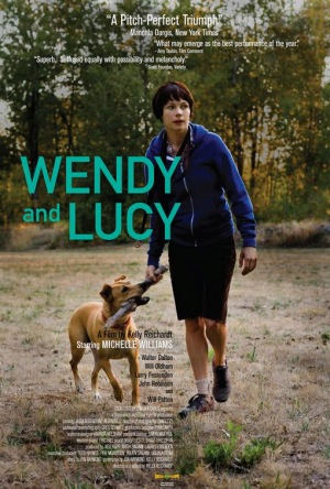 Wendy and Lucy, 2008, poster
