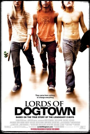 Lords of Dogtown, 2005, poster