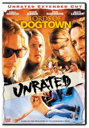 Lords of Dogtown DVD