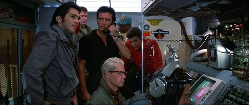 Buckaroo Banzai, 1984, Pepe Serna, Peter Weller, Lewis Smith, Jeff Goldblum