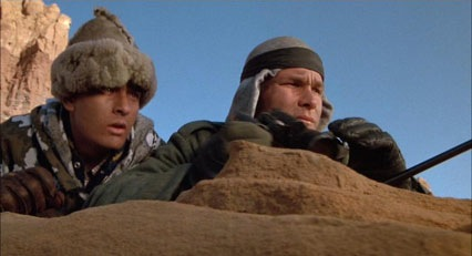 Red Dawn, 1984, Charlie Sheen, Patrick Swayze