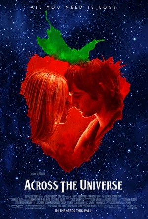 Across the Universe, 2007, poster